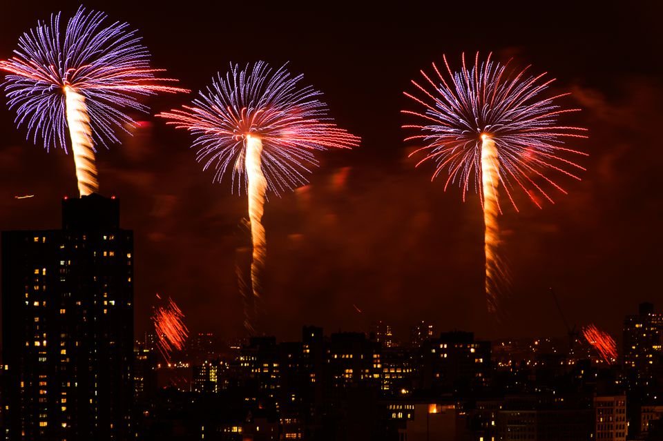 Macy's Fireworks, New York City