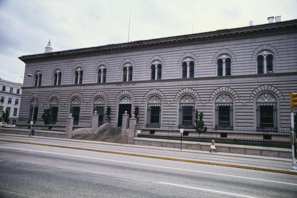 U.S. Mint Building