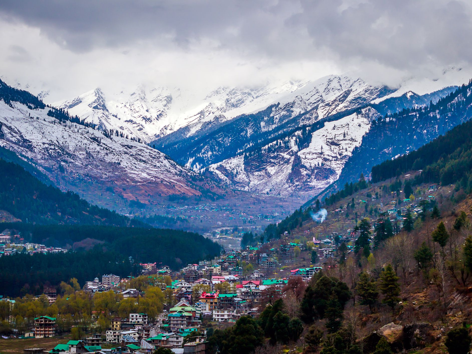 Kullu Manali Travel Guide: Mountains, Snow and Adventure