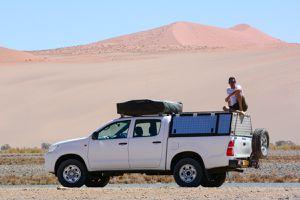 Southern Africa's Top Five Self-Drive Safari Destinations