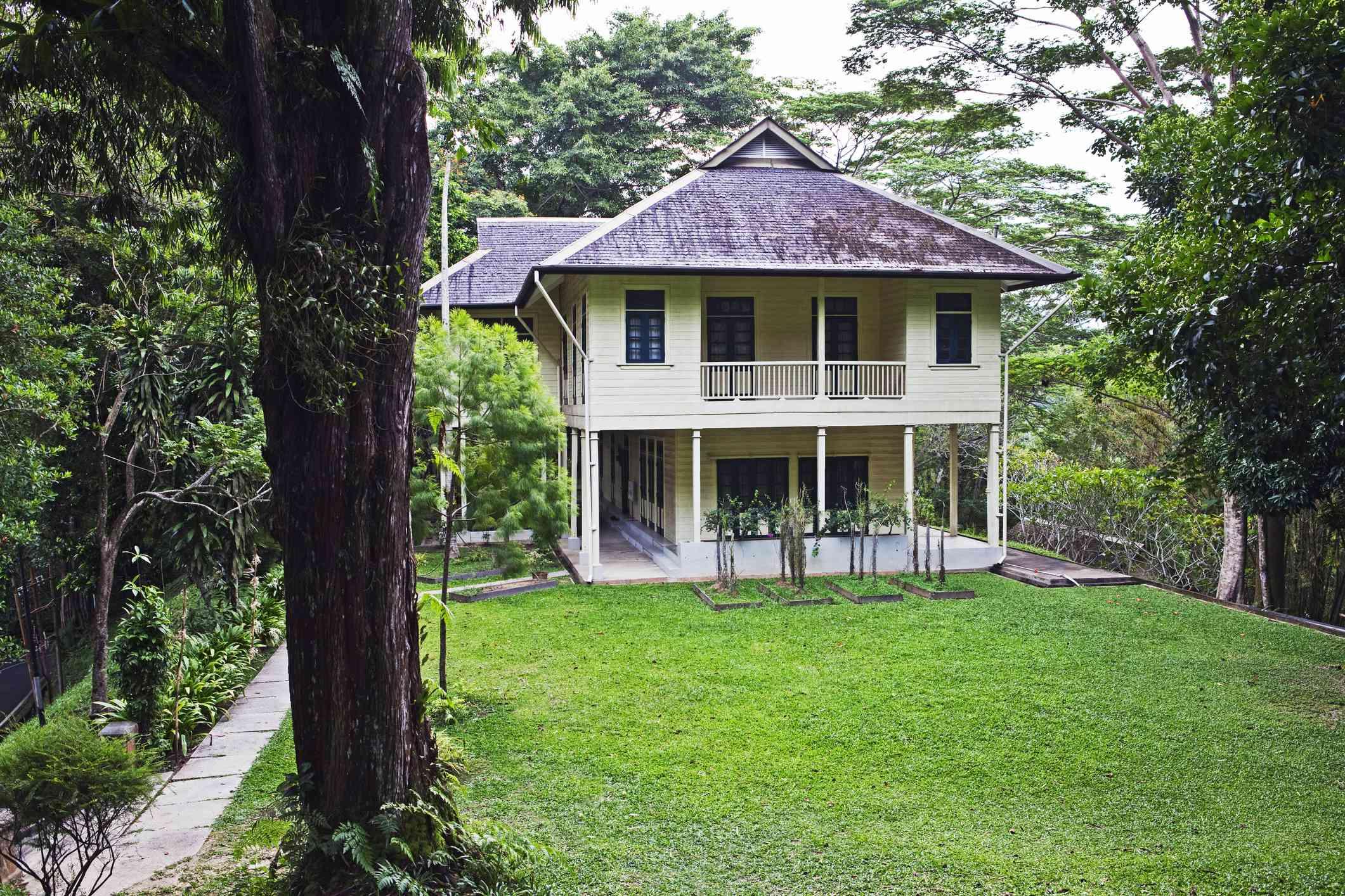 Agnes Keith House, Sandakan, Malaysia