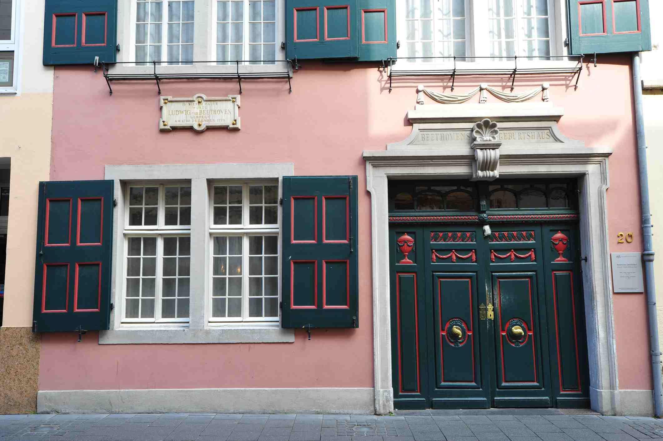 Bonn's Beethoven Haus