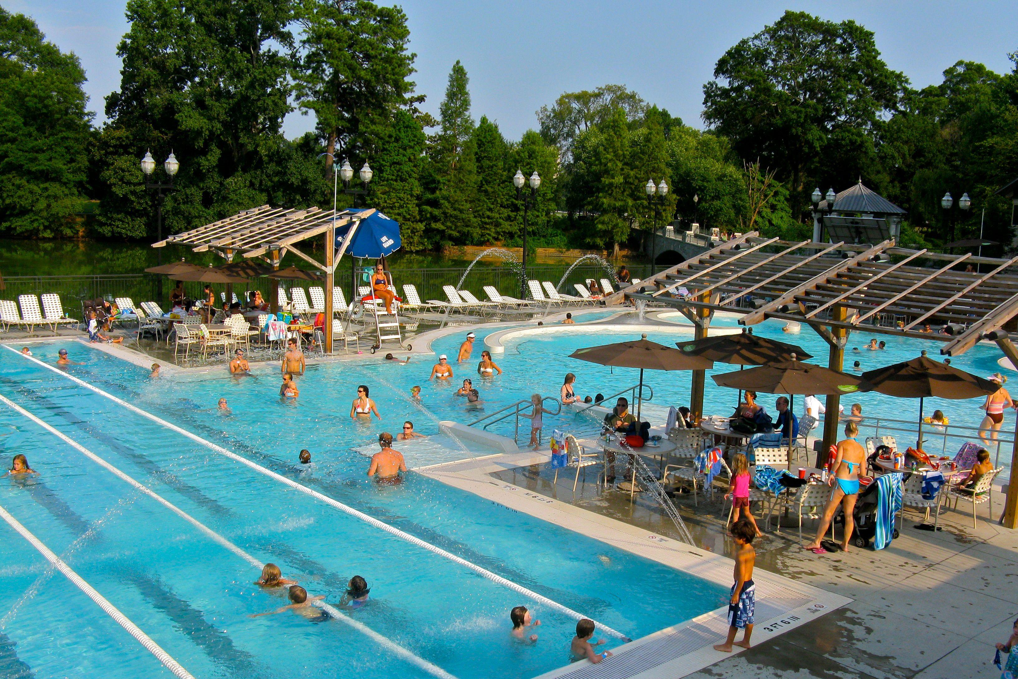 Piedmont Park Aquatic Center