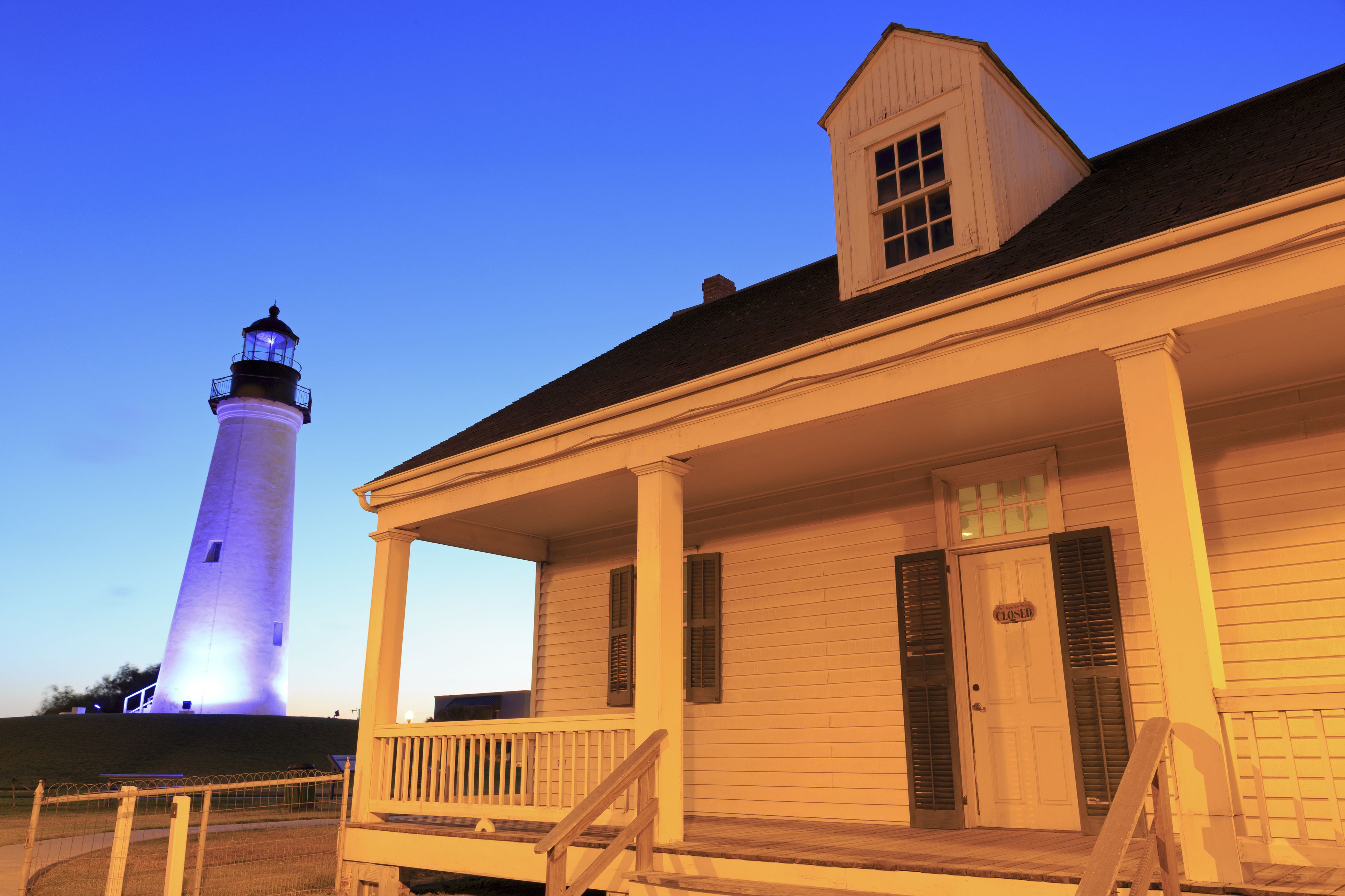 Port Isabel Lighthouse Museum