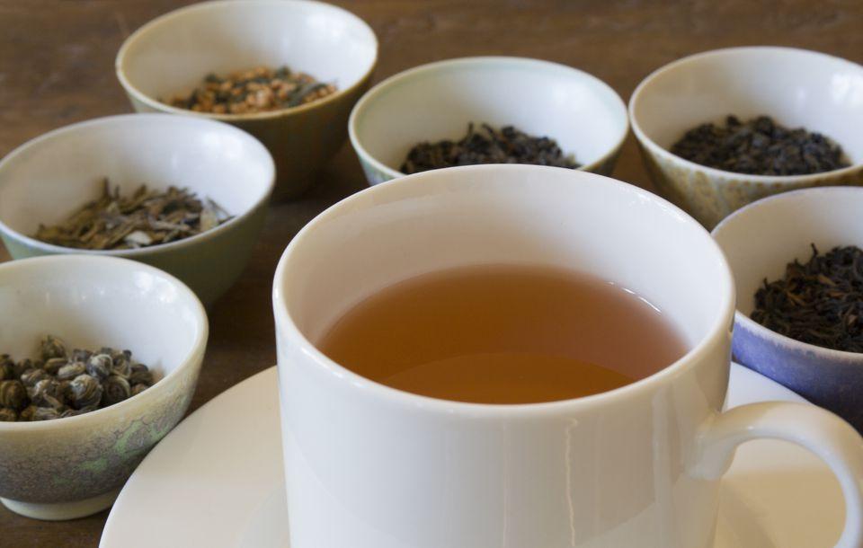 Tea in India.