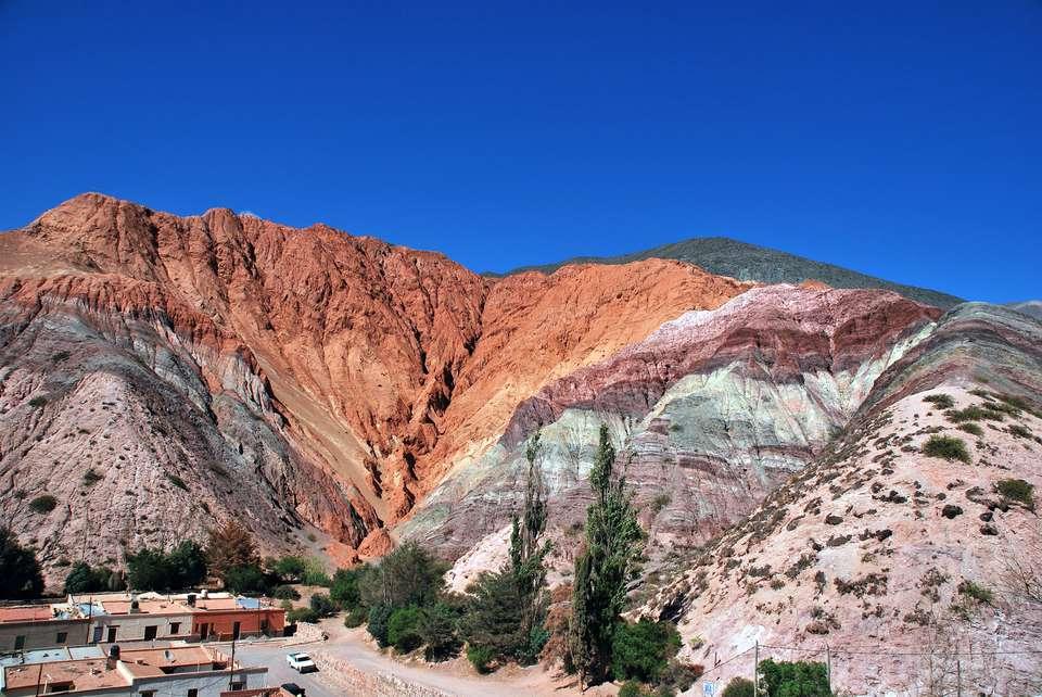 Cerro 7 Colores Salta Argentina