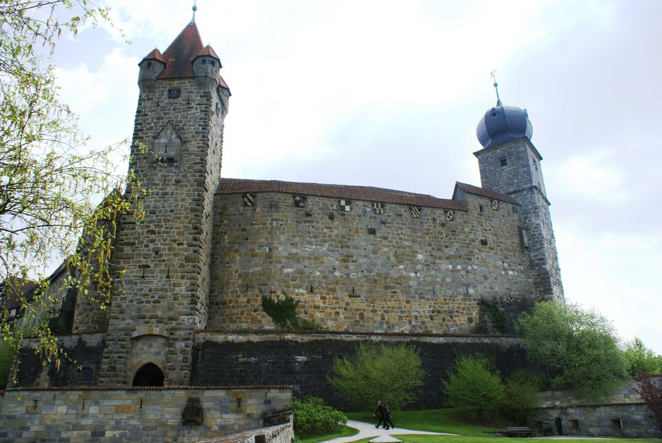 Coburg Castle exterior