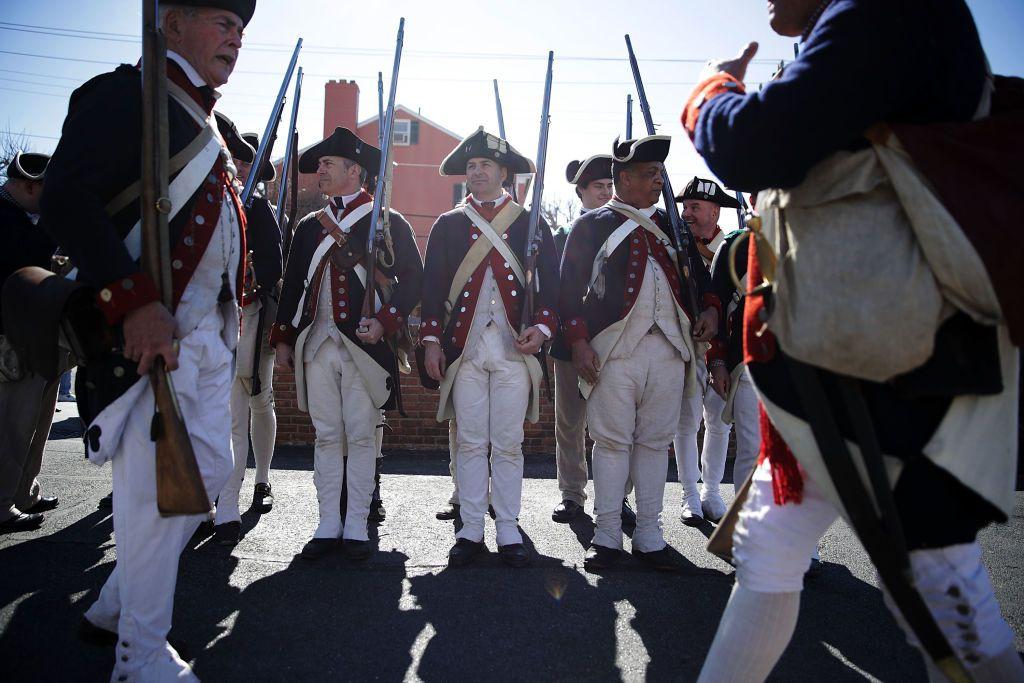 Celebración del Día de los Presidentes en Virginia
