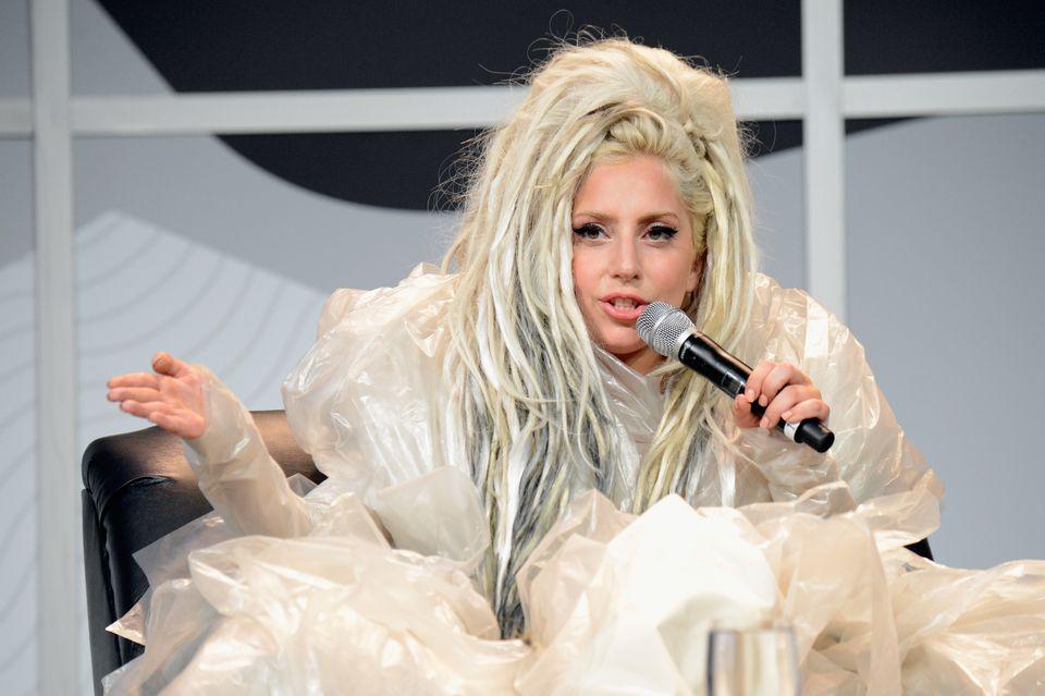 Lady Gaga SXSW