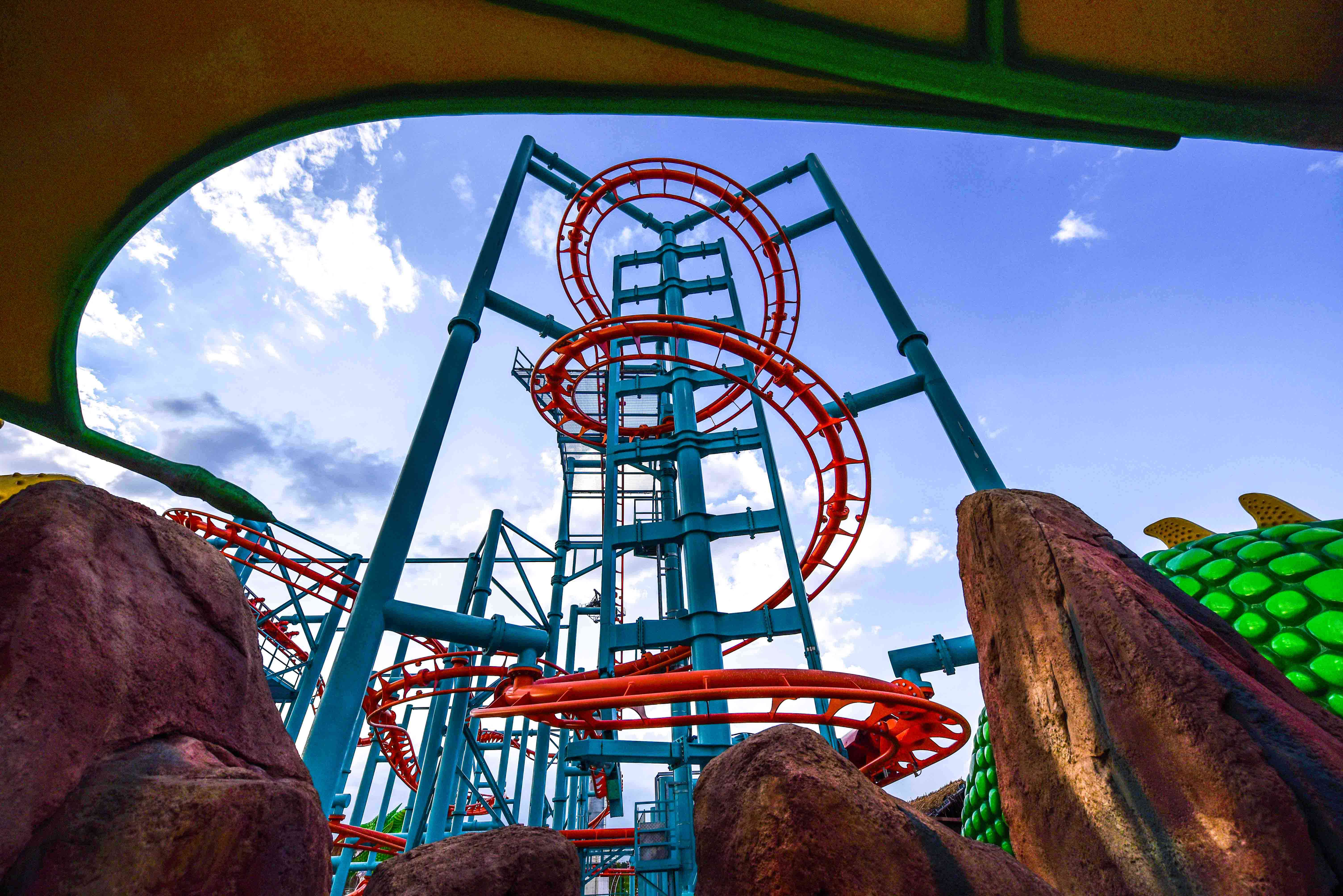 Wonderland Eurasia theme park