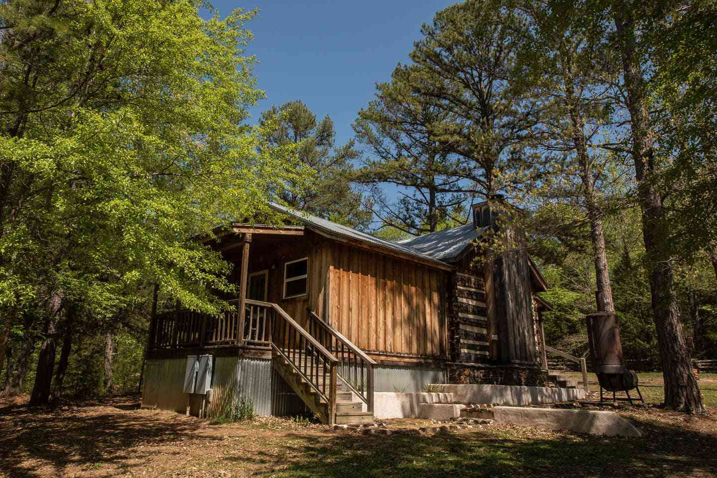 Remote Woodland Cabin Near Tyler