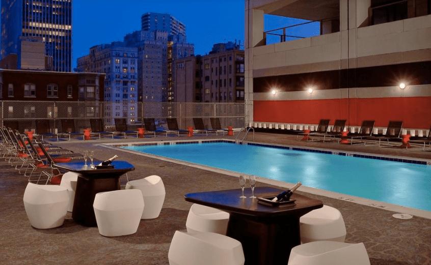 Best For Nightlife Sonesta Philadelphia Downtown