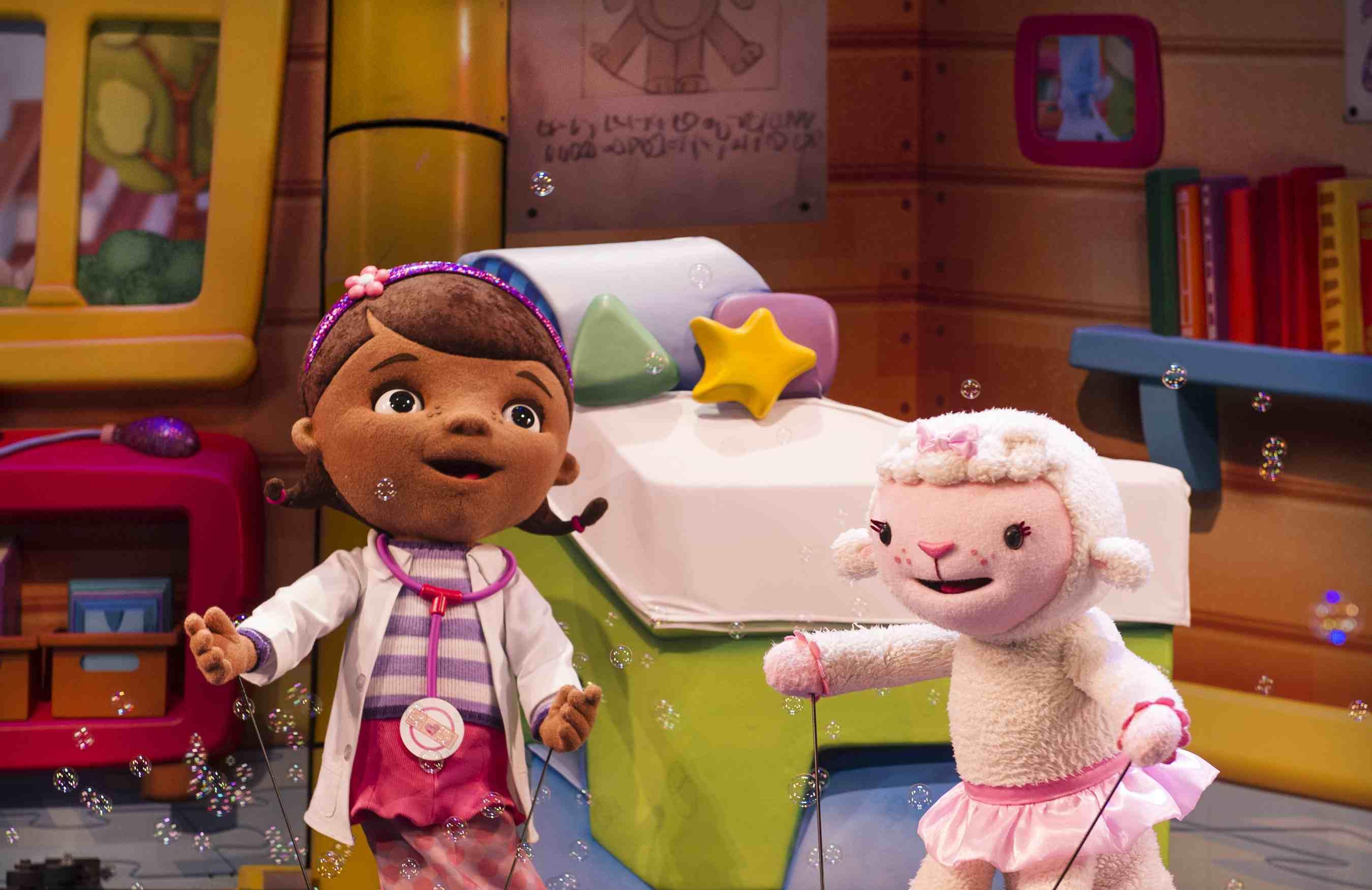 Doc McStuffins on Disney Junior – Live on Stage!
