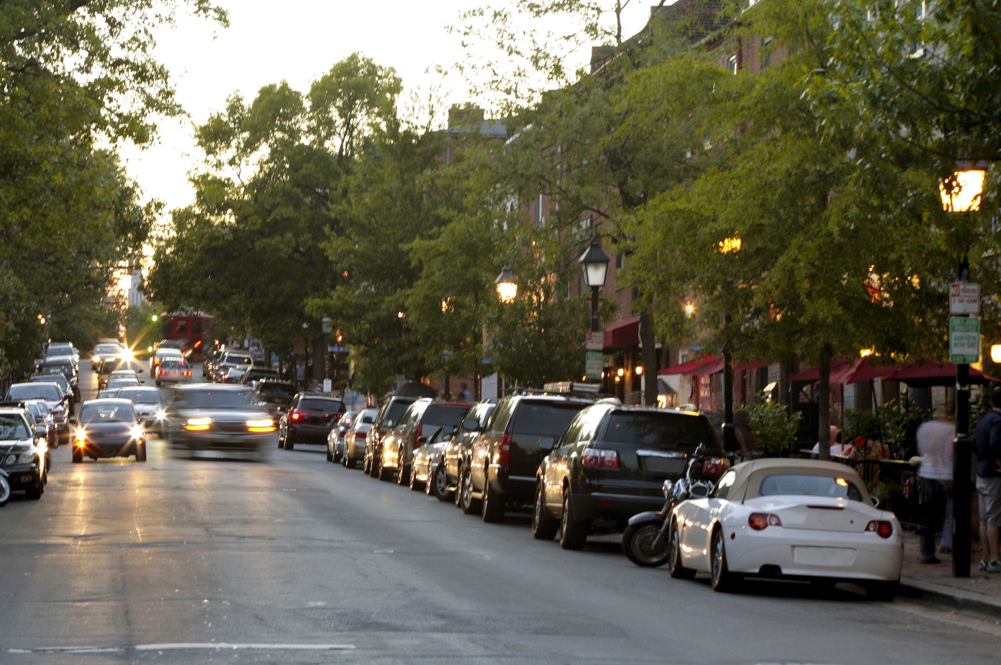 Tips to Parking in Old Town Alexandria, Virginia