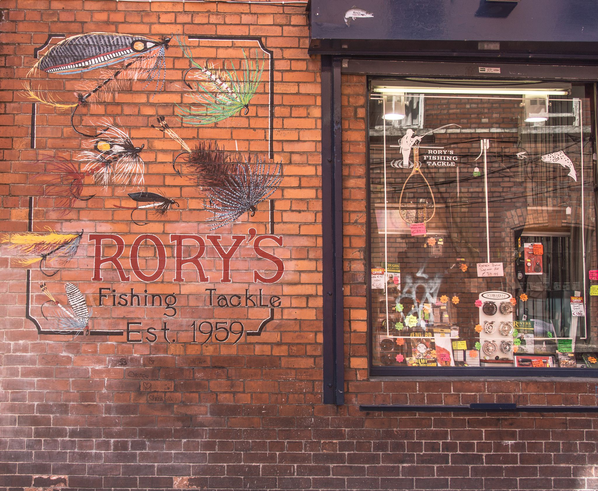 Rory's Fishing Tackle Shop