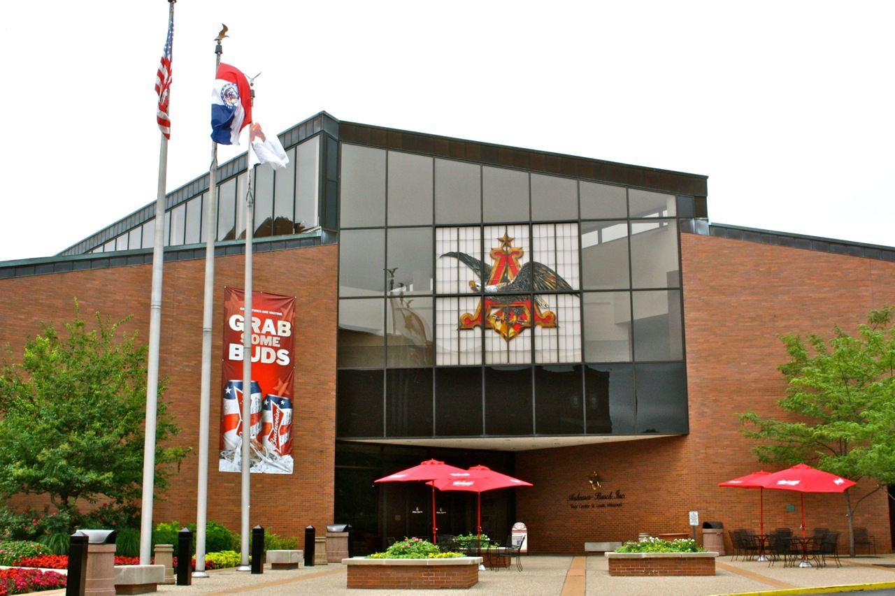 Anheuser-Busch Brewery at St. Louis