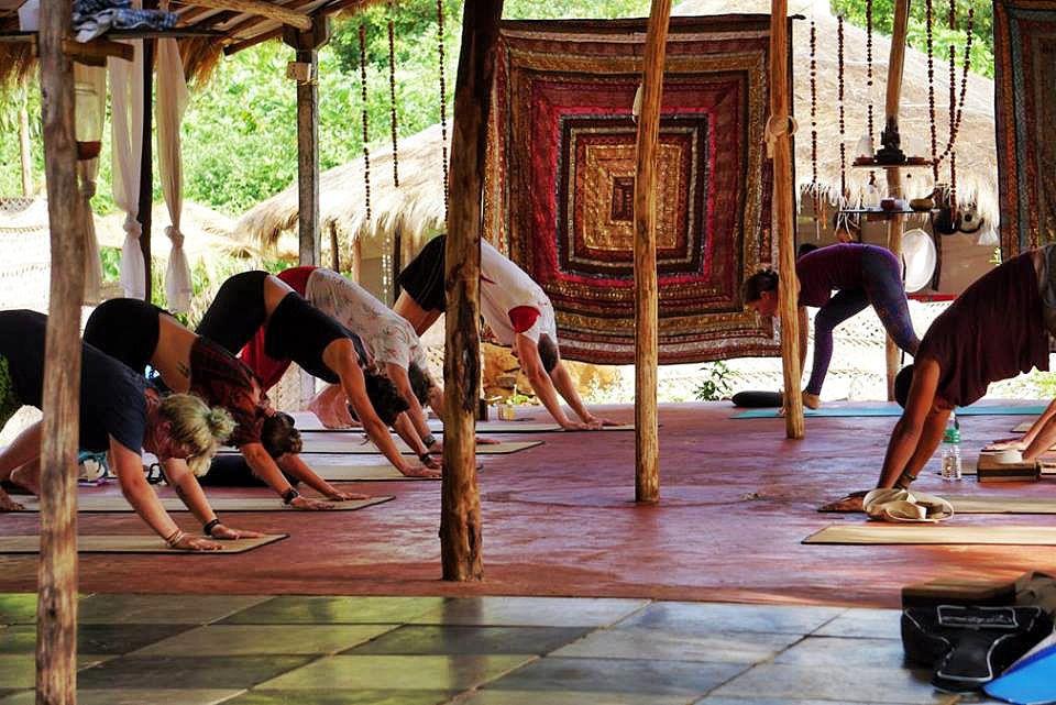 Earth Yoga Village
