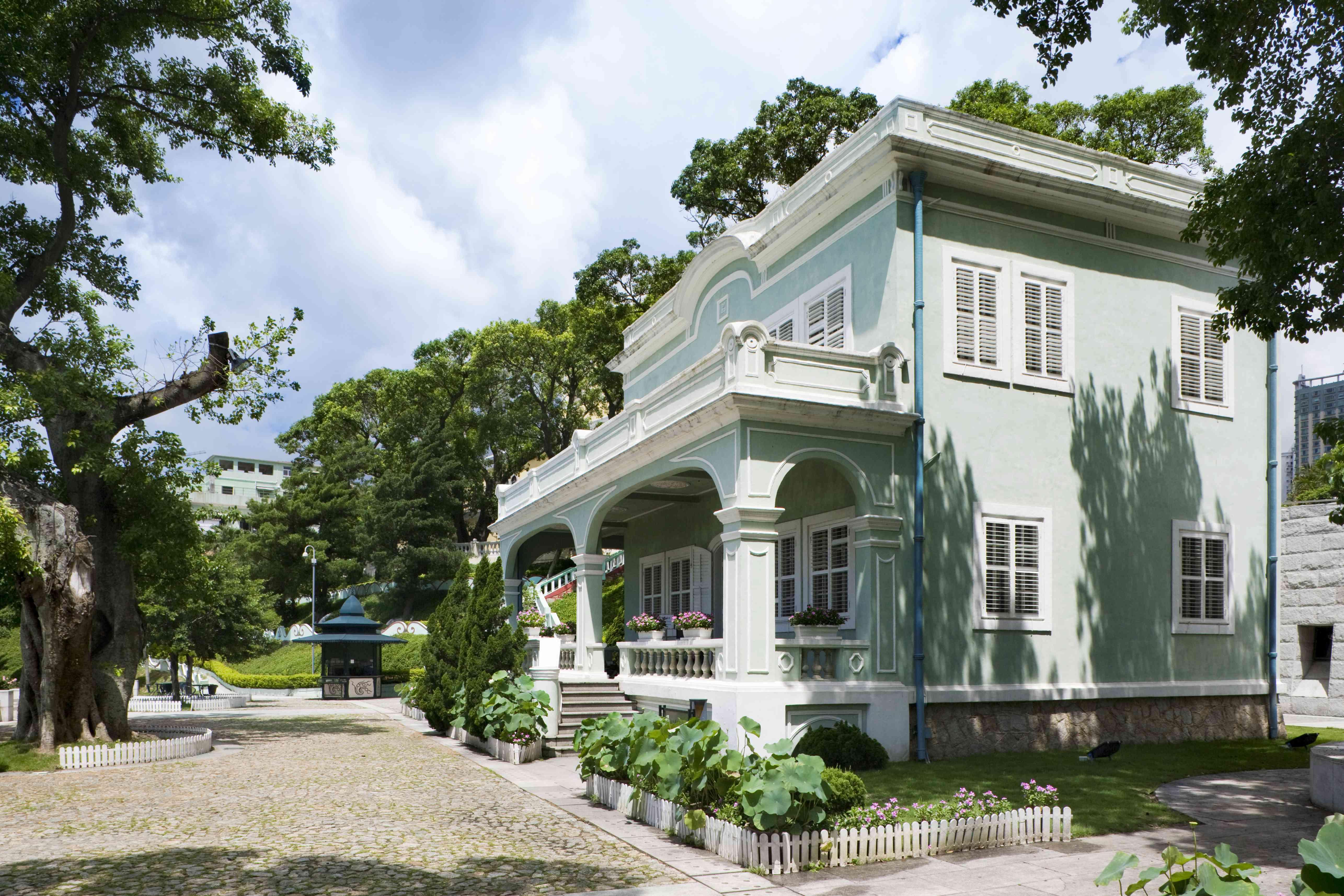 Taipa House Museum