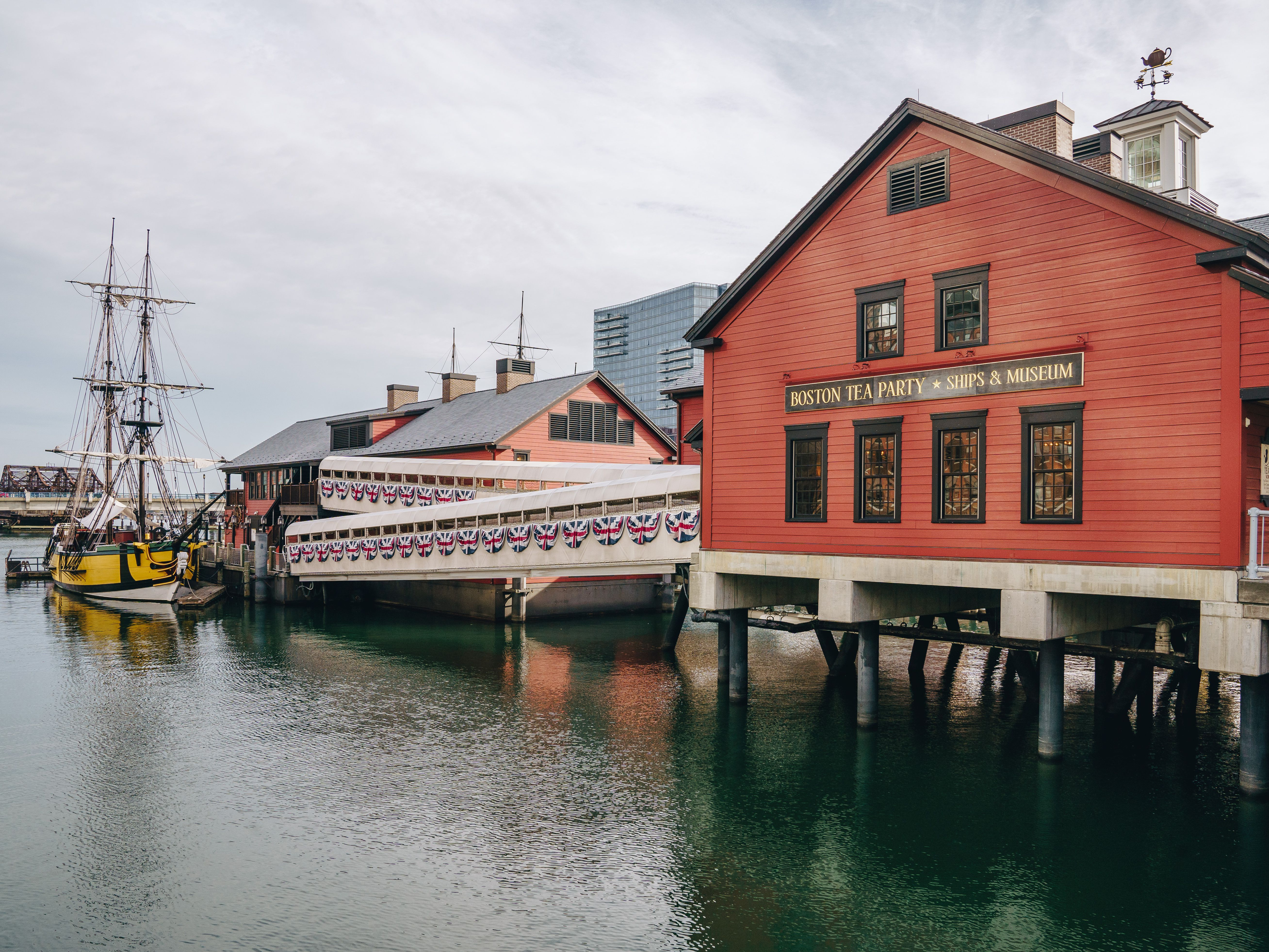 Boston Tea Party Ships Museum The Complete Guide