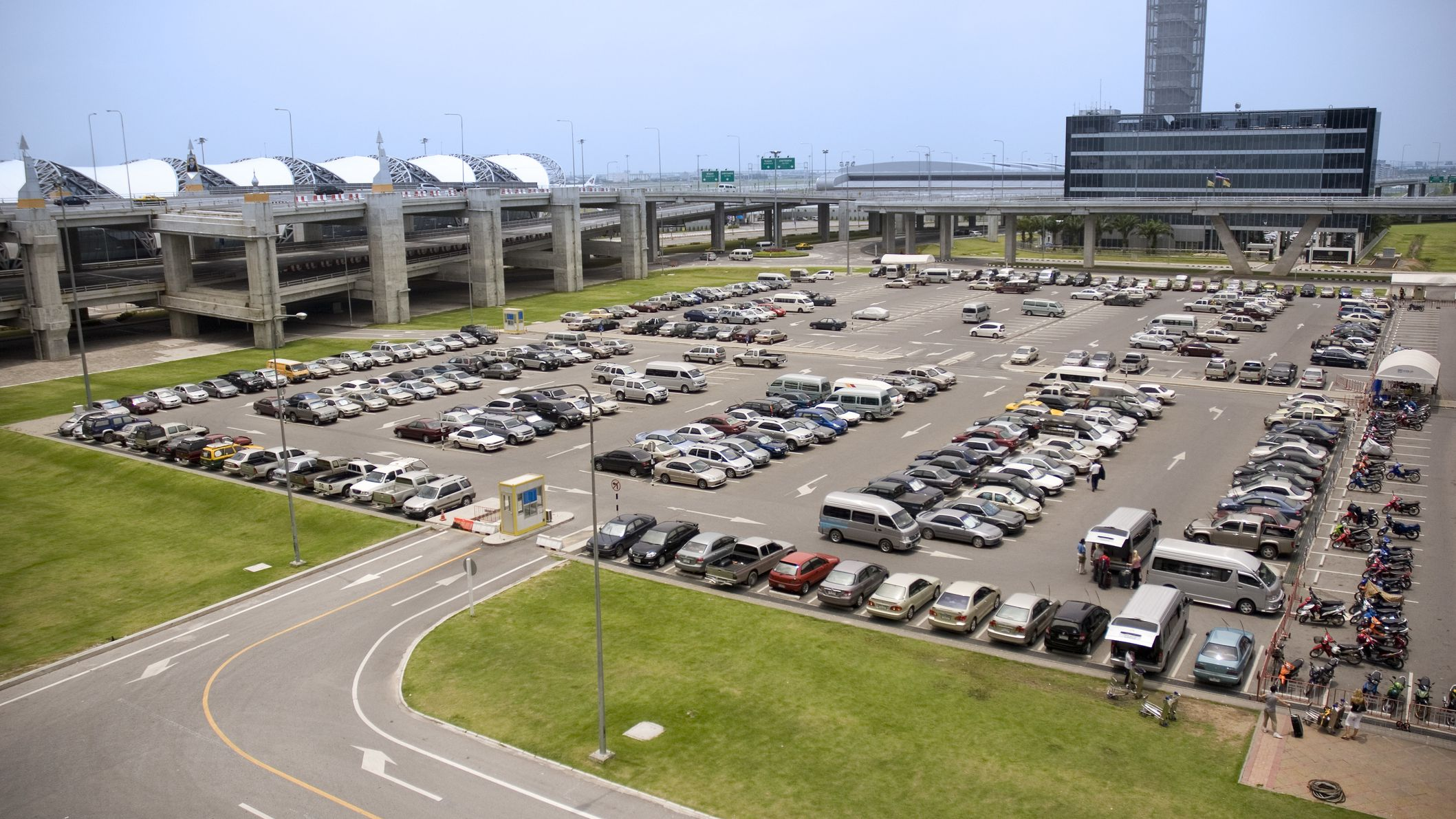 Cheap Parking at Airports and Beyond Budget Travel