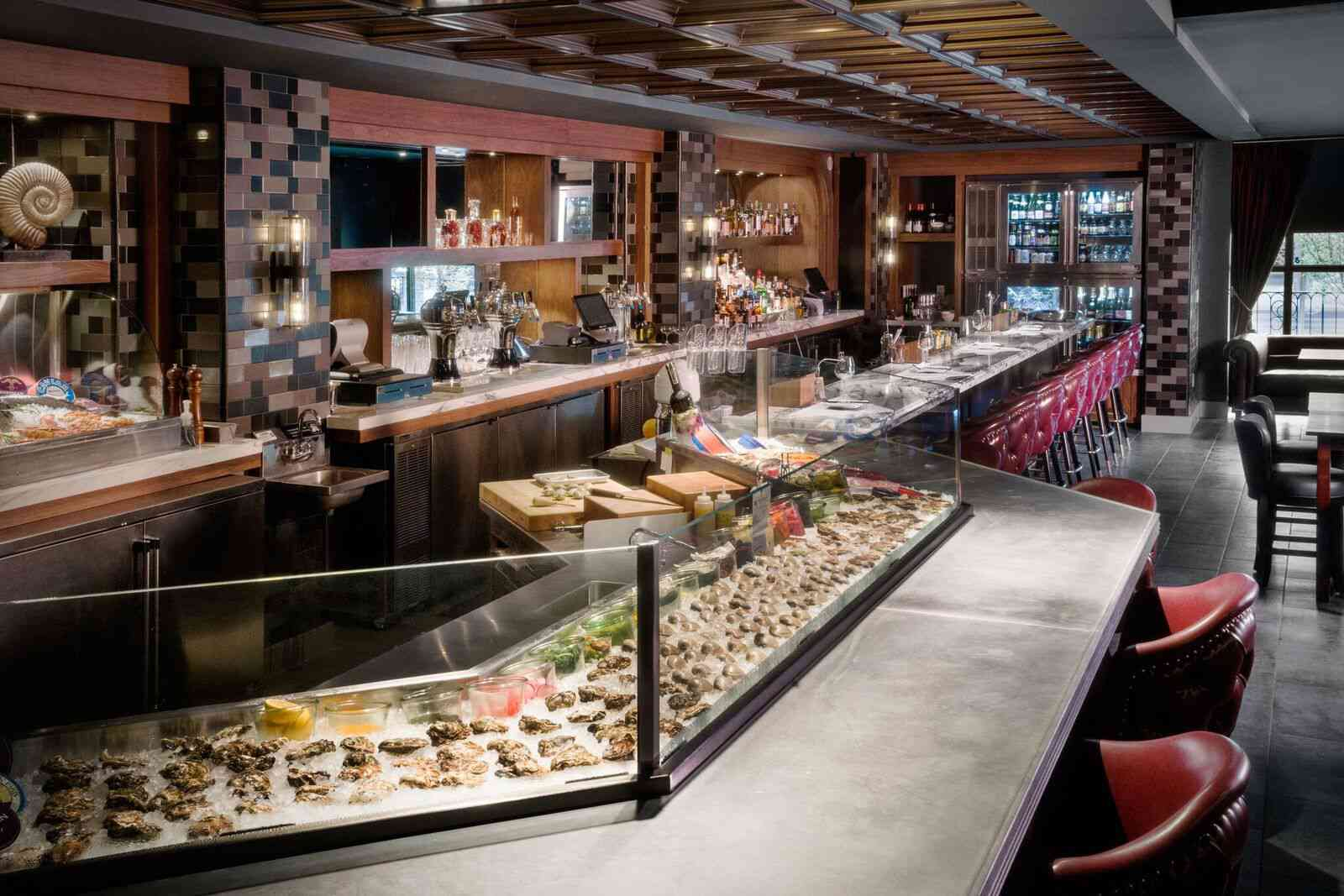 Best For A Splurge Siren At The Darcy Raw Bar And
