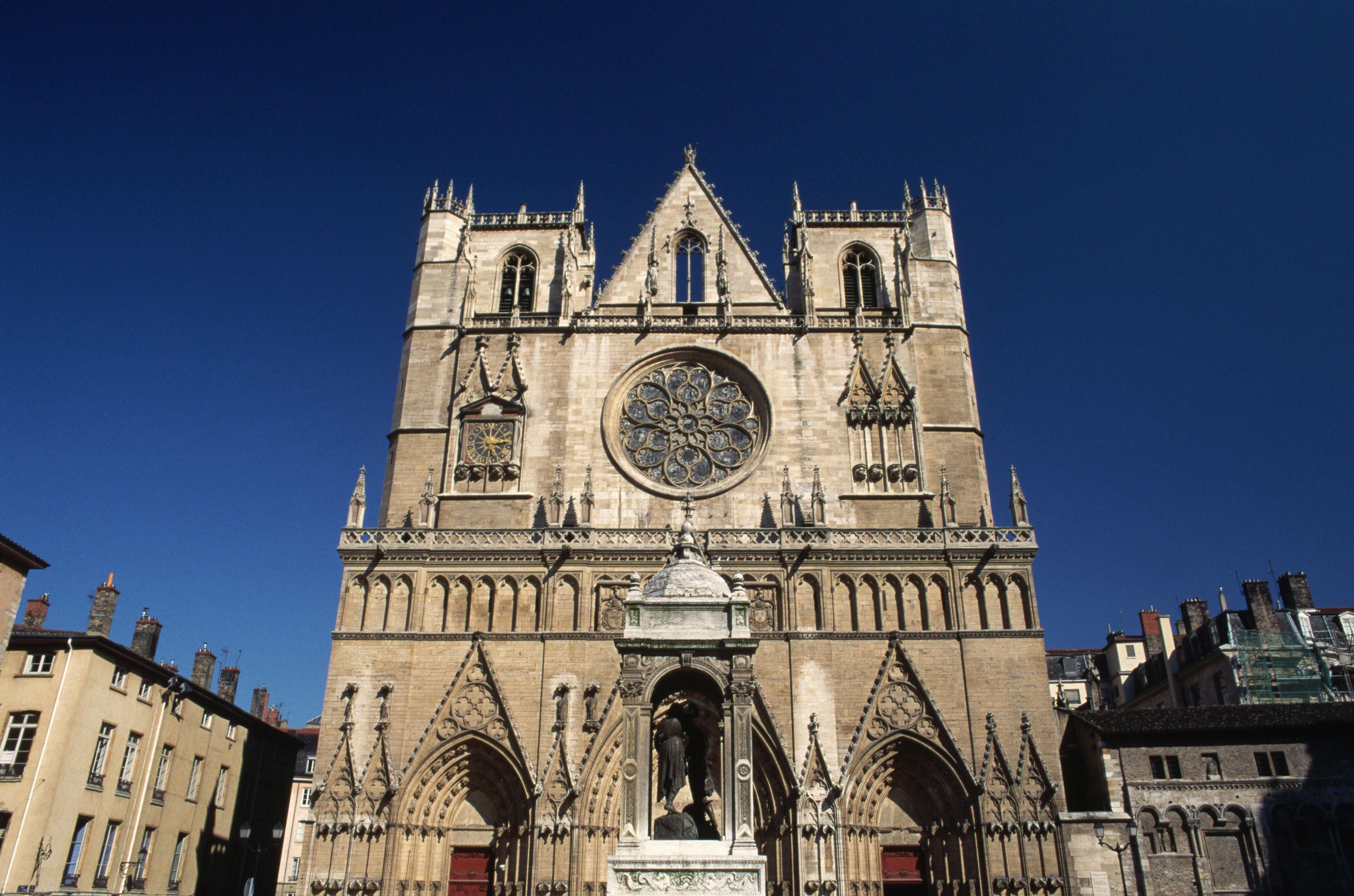 Lyon Cathedral