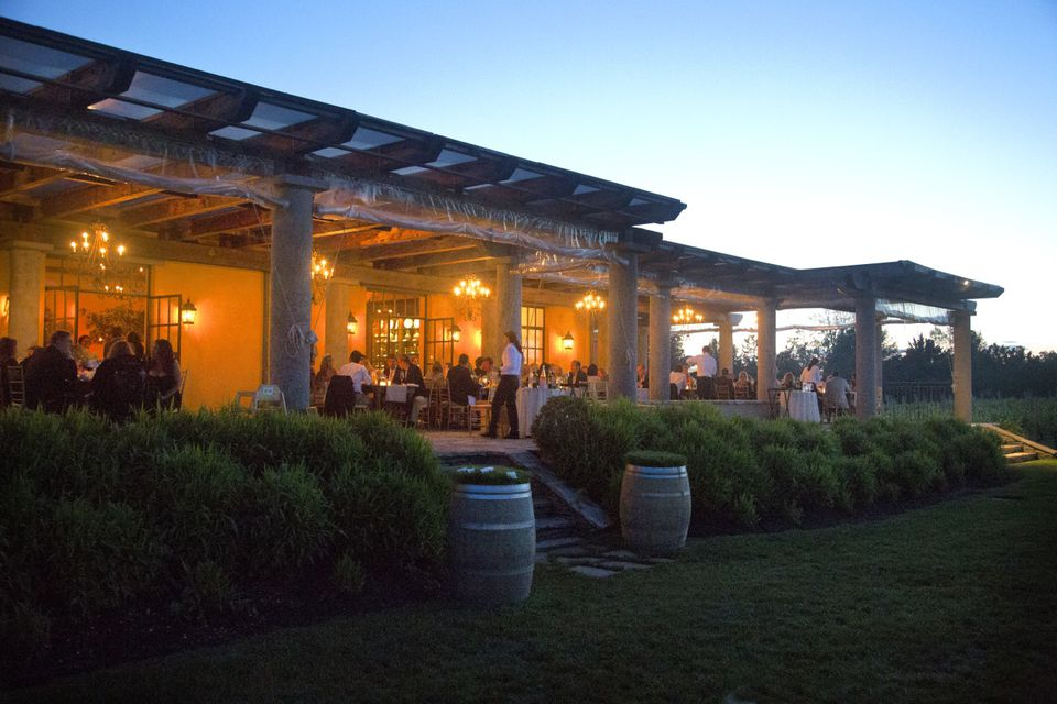 The Hamptons' best winery, Wolffer