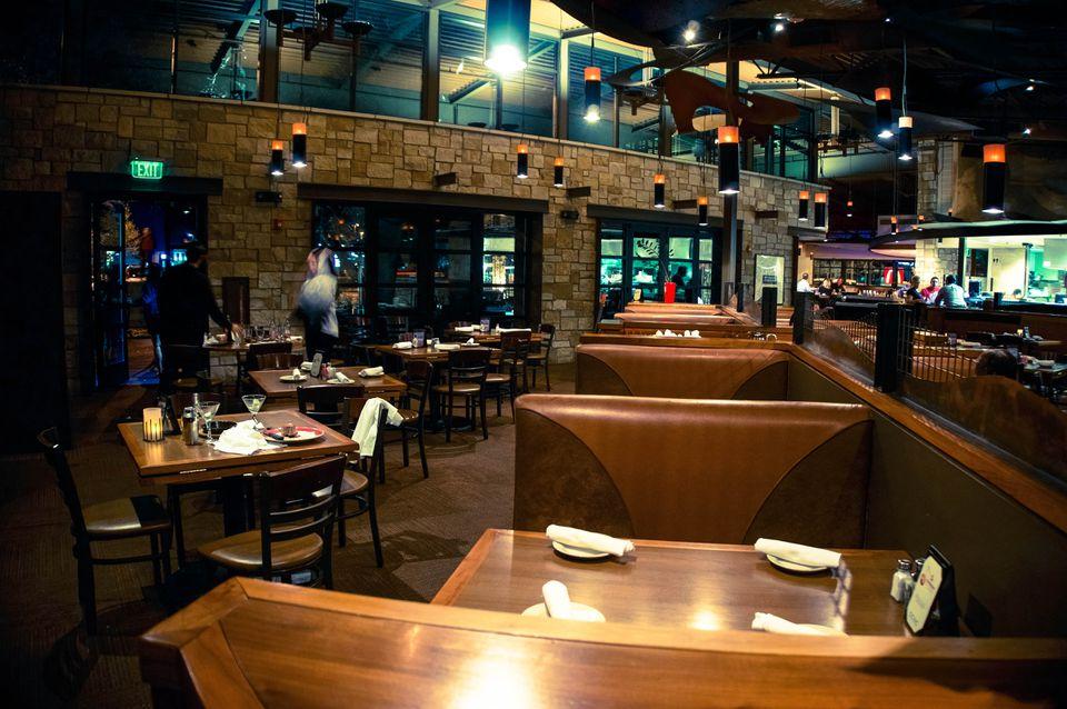 Avery Ranch Dining Room Z Tejas