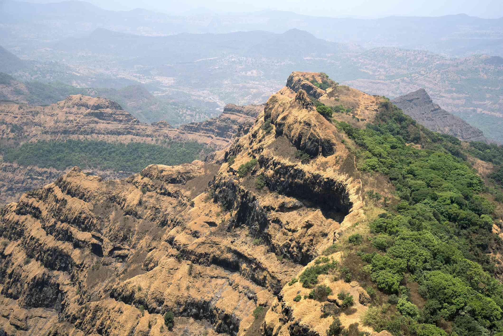 Sahyadri mountains