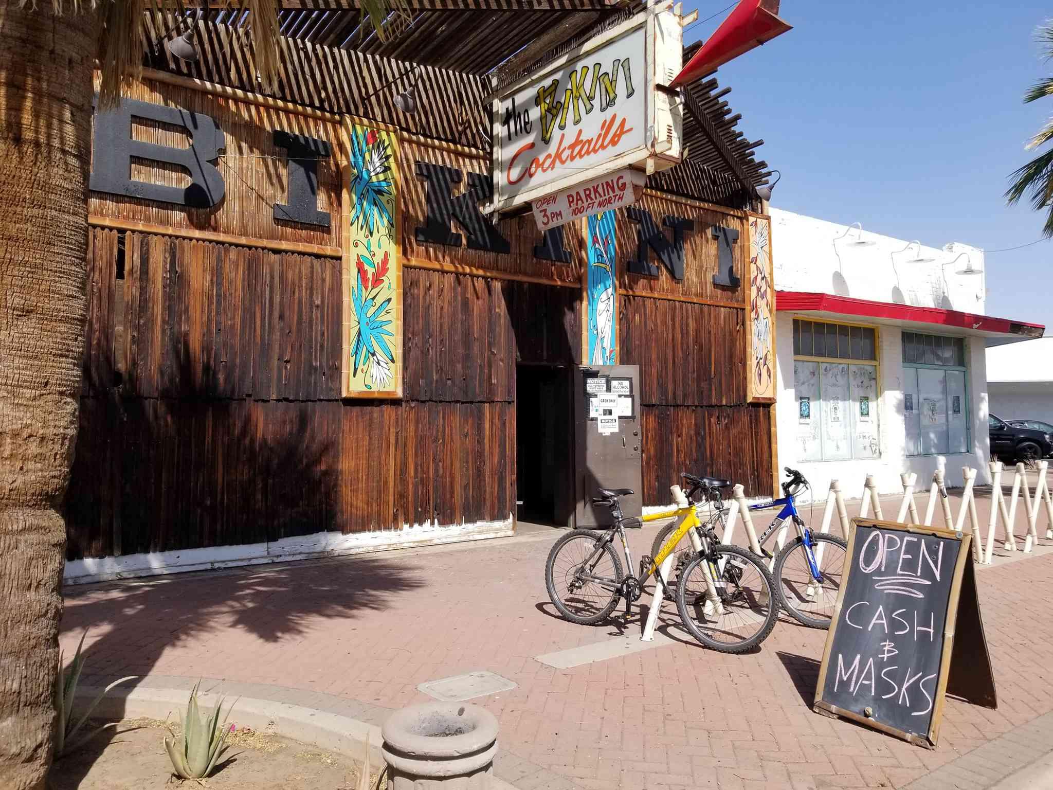 Bar in Arizona