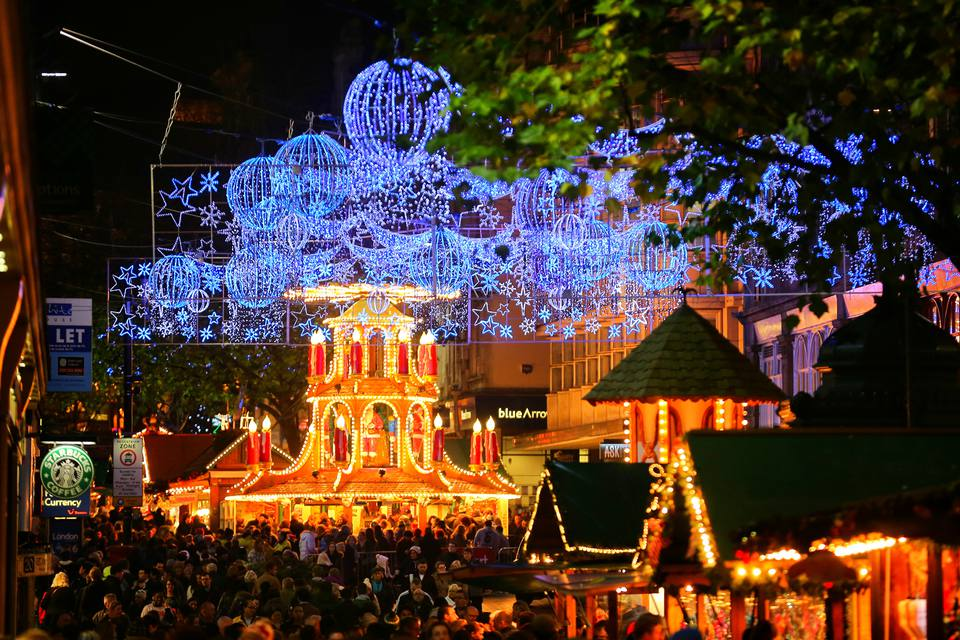 birminghams christmas market - Birmingham Christmas Market