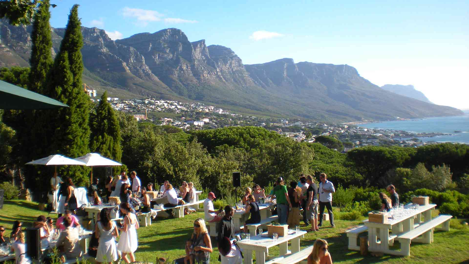 Roundhouse Restaurant, Cape Town