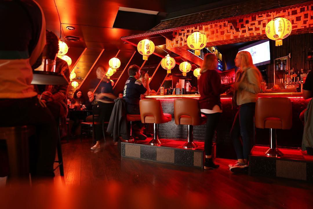 Washington Dive Bar