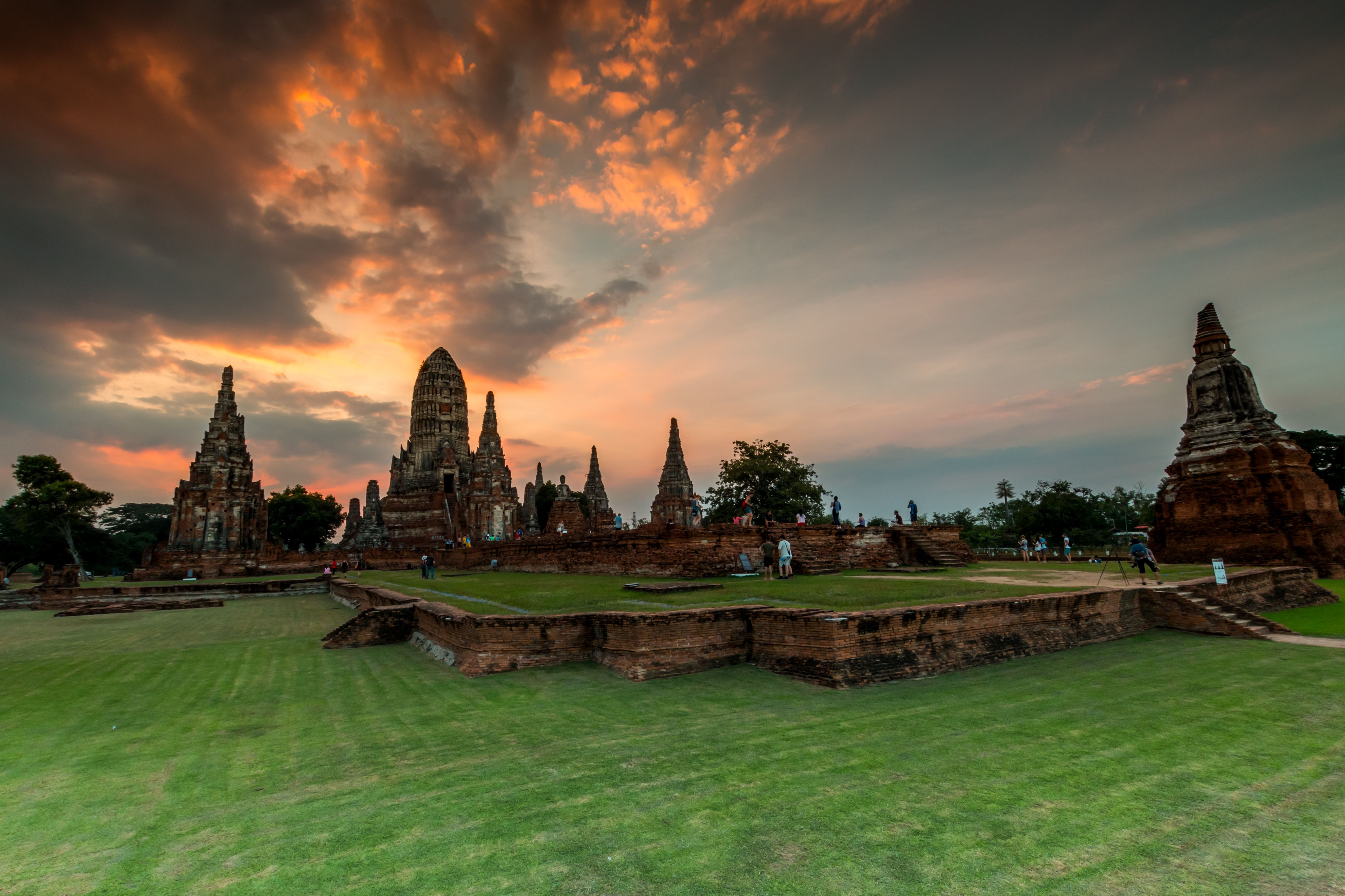 Ayutthaya Historical Park.