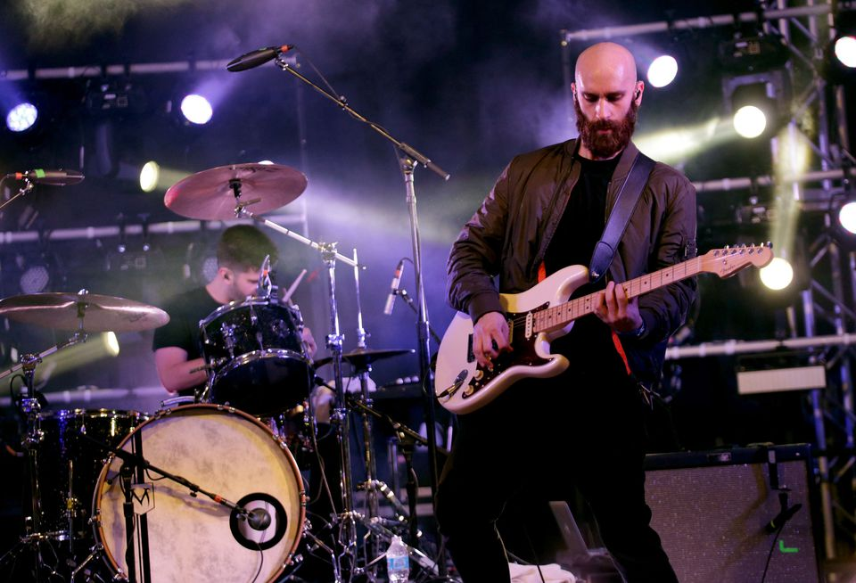X Ambassadors on Stubb's outdoor stage