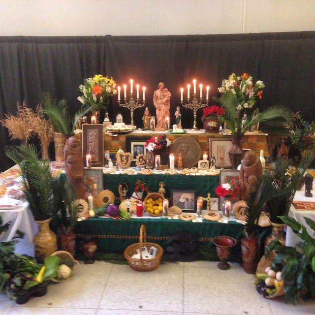 St Joseph Altar, New Orleans