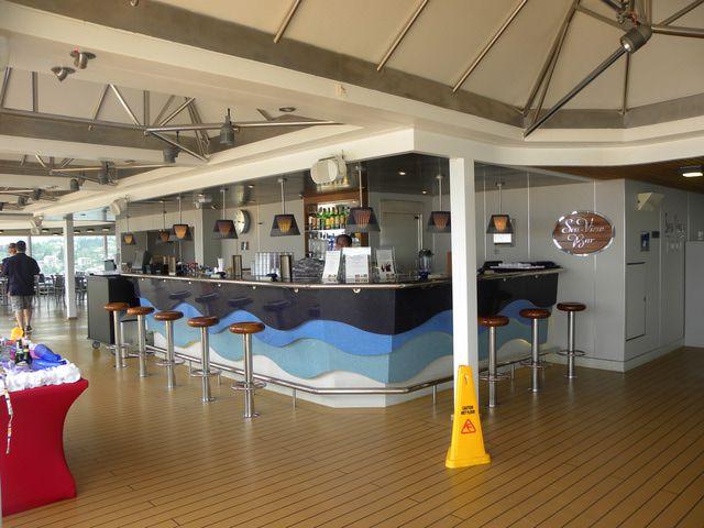 Nieuw Amsterdam - Sea View Bar