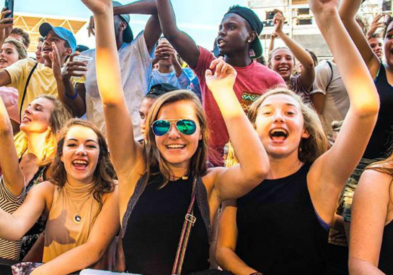 Summerfest crowd