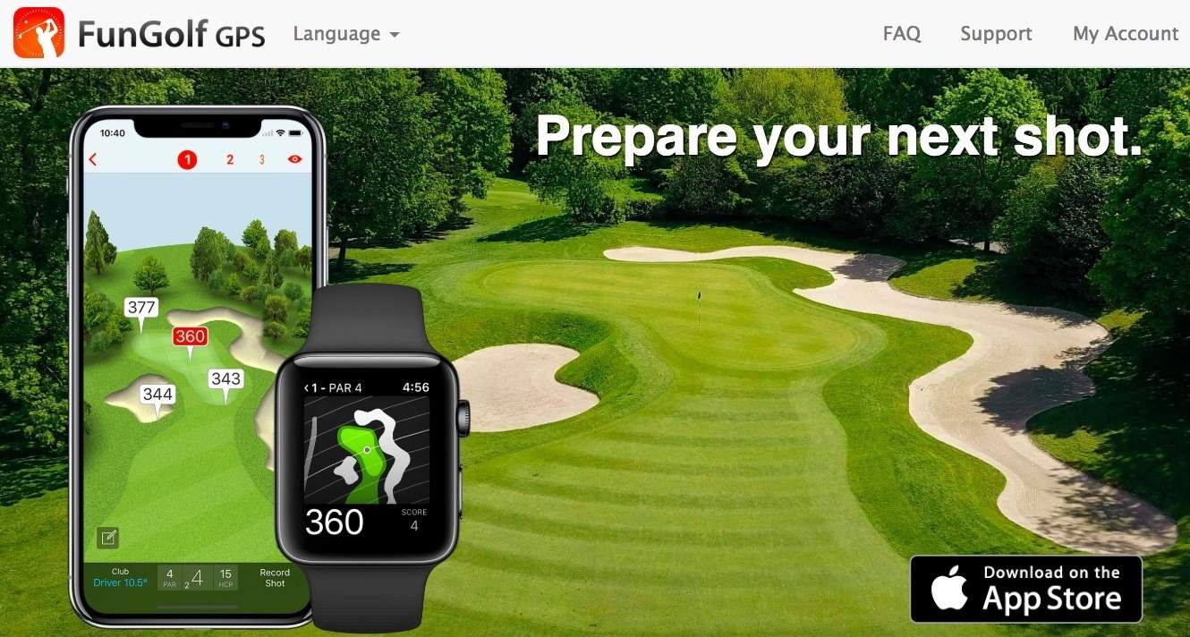 4 Best iPhone Golf GPS Rangefinder Apps - Lifewire