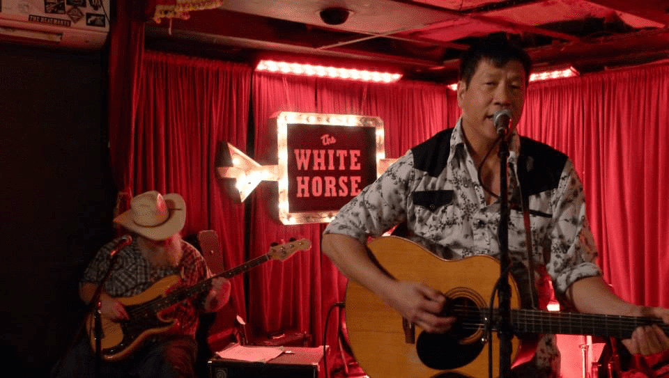 Live music at The White Horse