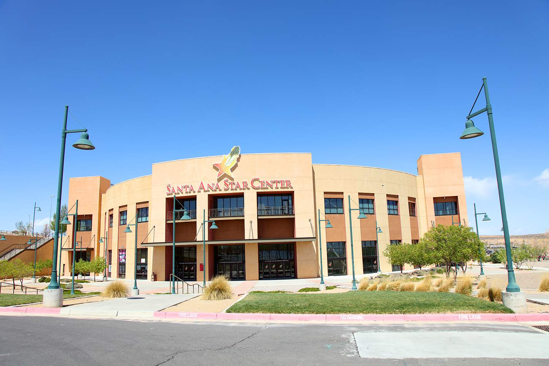 Santa Ana Star Center in Rio Rancho