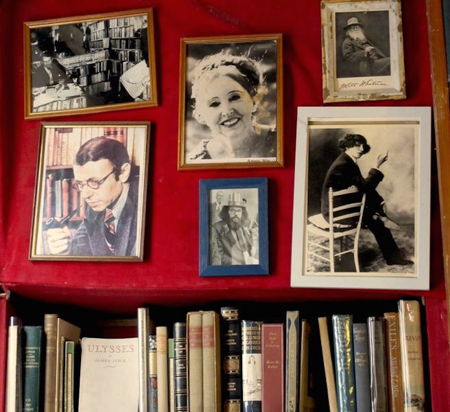 The second location for Shakespeare and Company remains a haven for young and aspiring writers, keeping the spirit of the original shop alive.