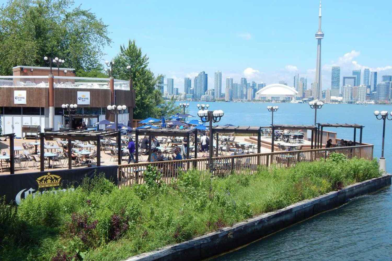 Toronto Island BBQ & Beer Co.Photo © Toronto Island BBQ & Beer Co.