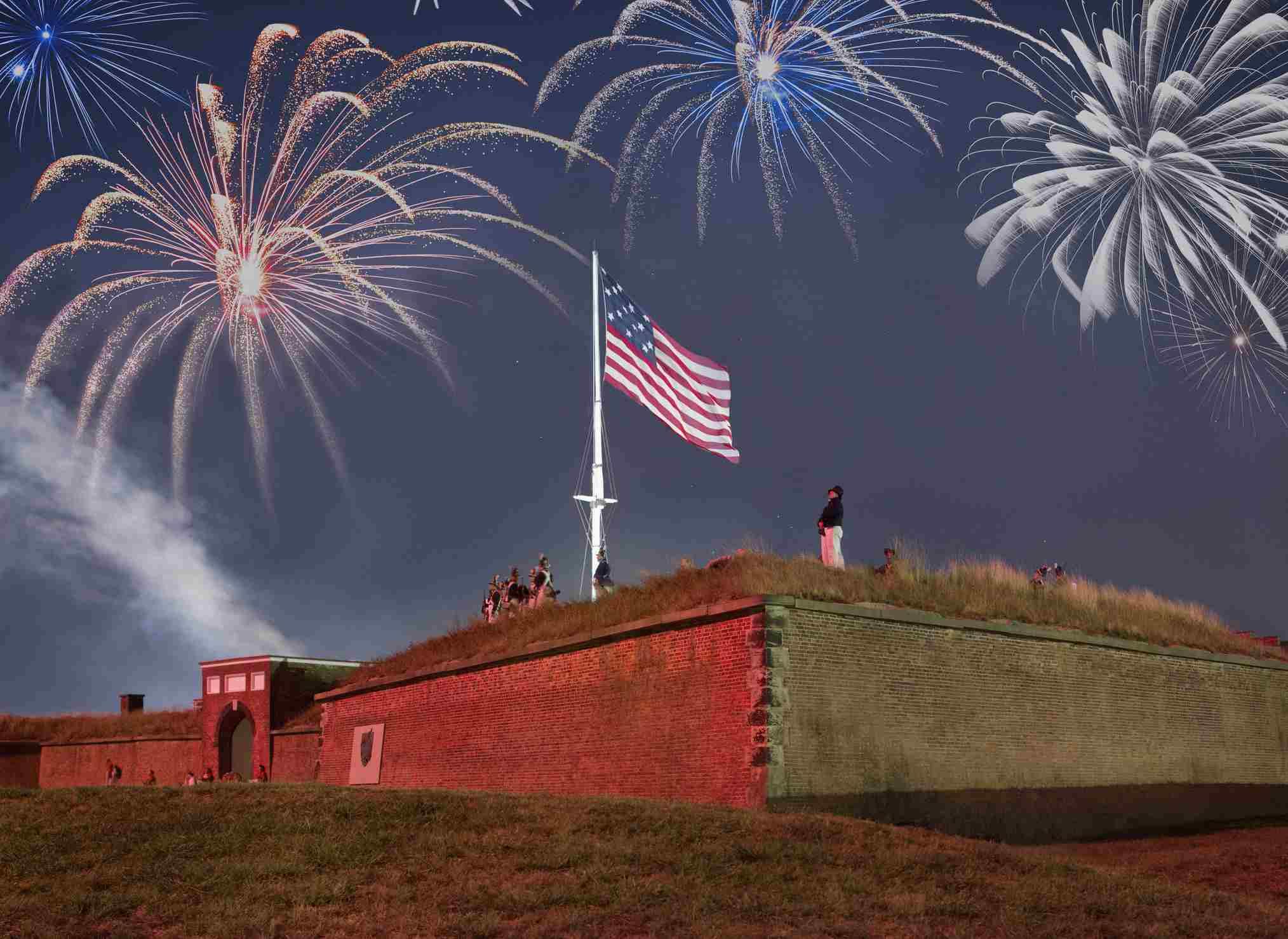 Fort McHenry National Park