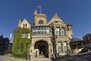 The Keg Mansion in Toronto