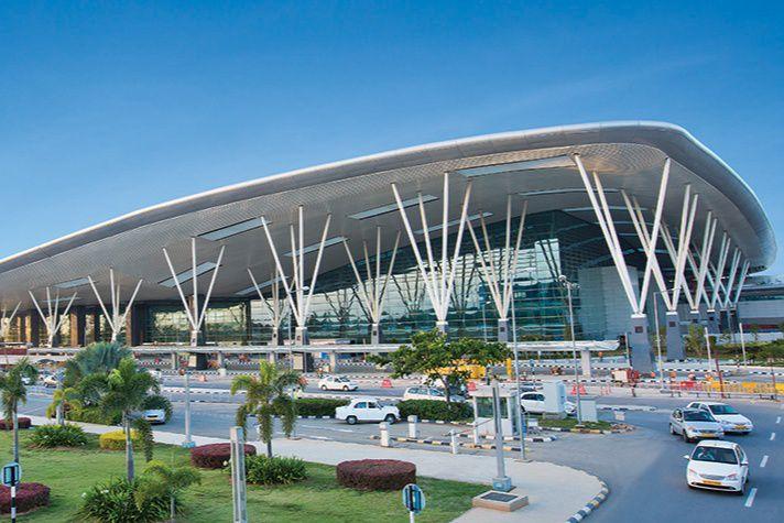 Aeropuerto de Bangalore