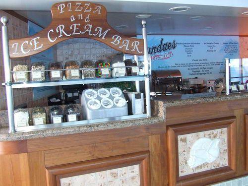 Emerald Princess Pizzeria and Ice Cream Bar