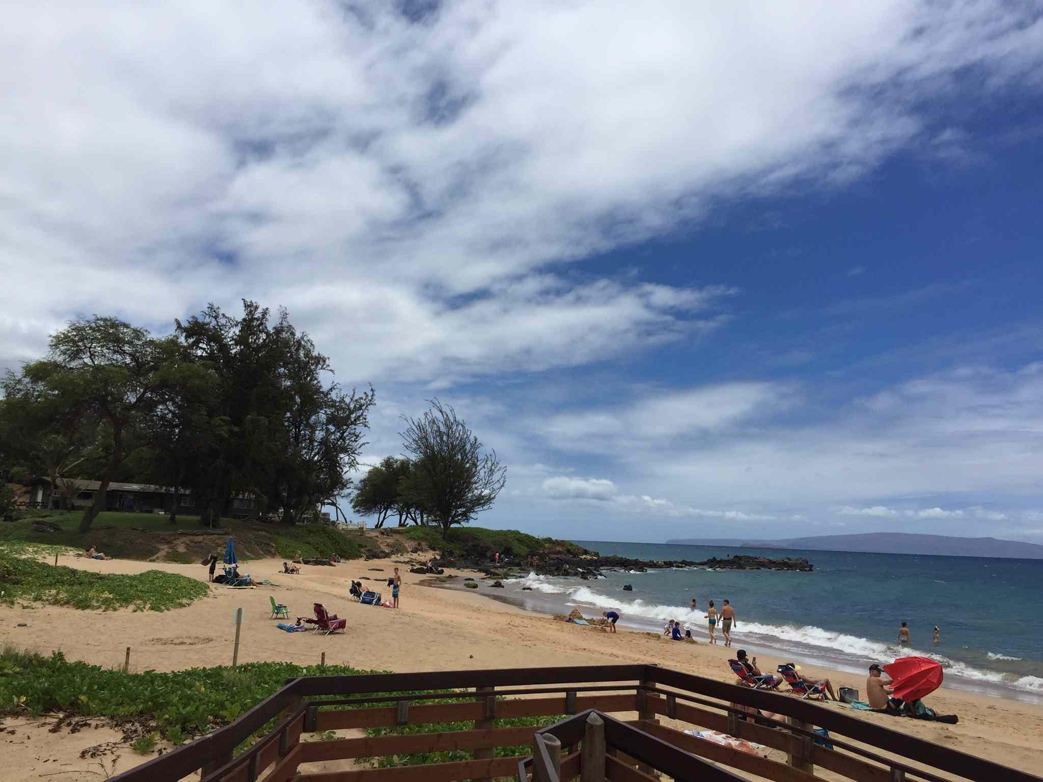 Kamaole Beach Park on Maui