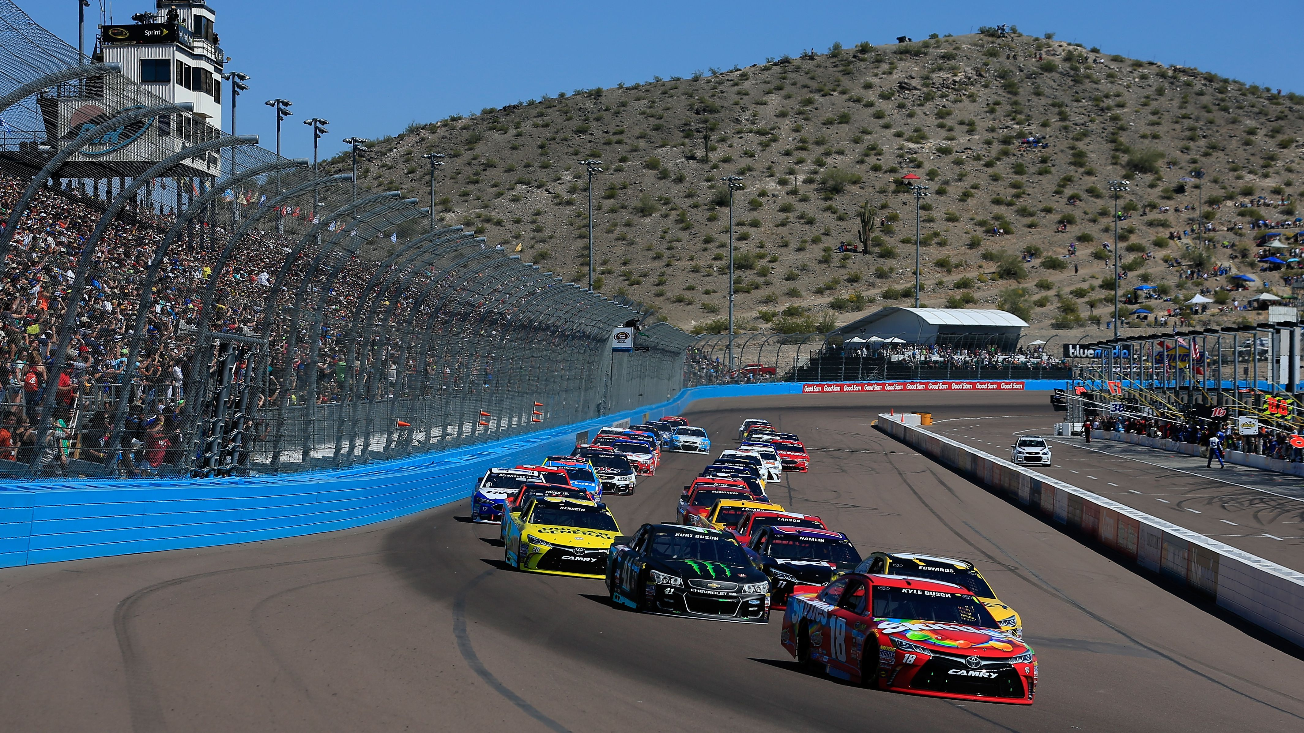 Your Rv Guide To Ism Raceway