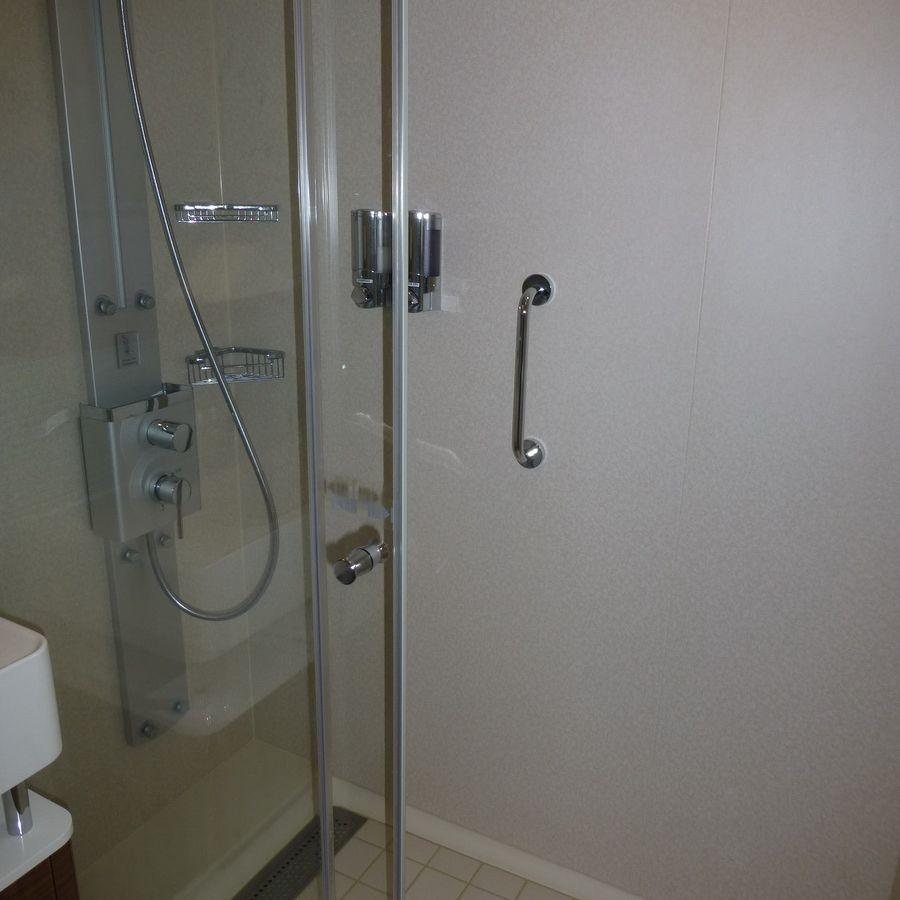 Norwegian Breakaway Mini-Suite Shower